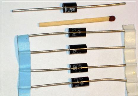 二极管高温高铅锡片